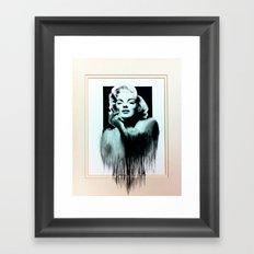 Marilyn Framed Art Print