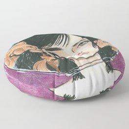 Migraine Floor Pillow
