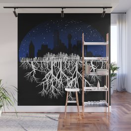 Smothered Nature Wall Mural