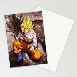Goku Dragon Ball Super Stationery Cards