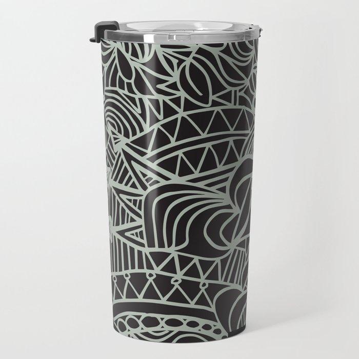 Lux Tux Travel Mug