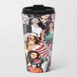 LDR Collage Travel Mug