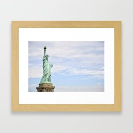 American Queen Framed Art Print