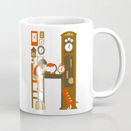 H as Horloger (Watchmaker) Coffee Mug