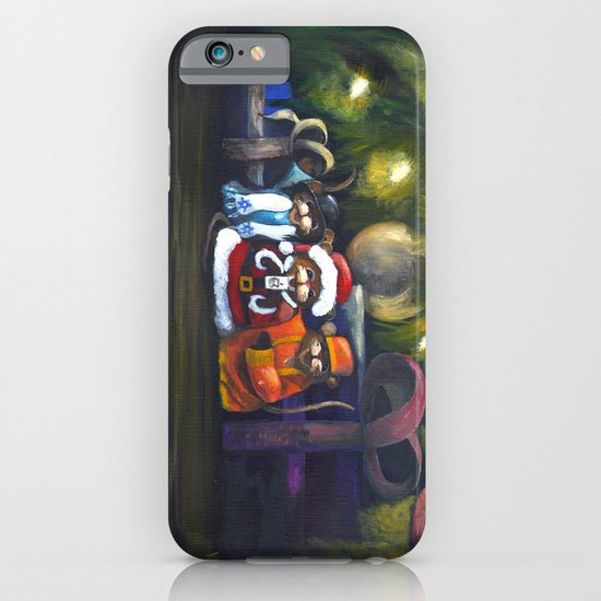 Merry Christmas World iPhone & iPod Case