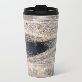 Sand in april Metal Travel Mug