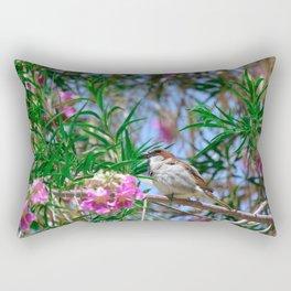 Hello Spring! Rectangular Pillow