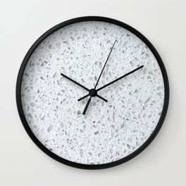 Diamond Beach Sand Wall Clock