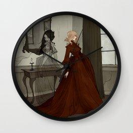 Ligeia & Rowena Wall Clock