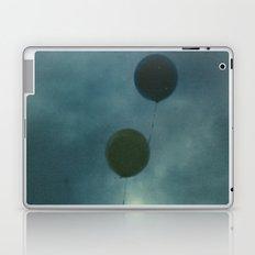 Dark Balloons Laptop & iPad Skin
