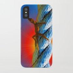 Hidden Lizard Slim Case iPhone X