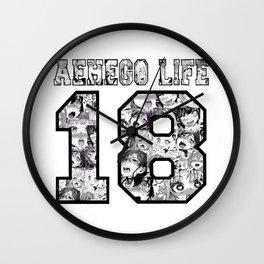 Aehego Life Wall Clock