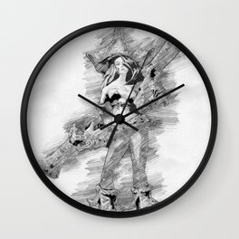 League of Legends MISS FORTUNE Wall Clock