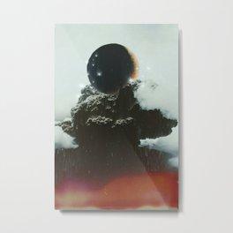 Final Eclipse Metal Print