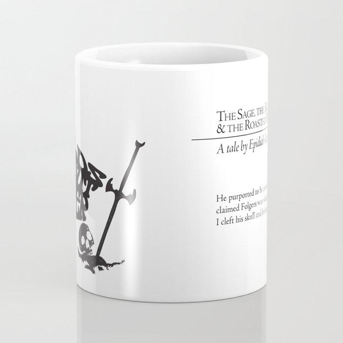The Sage, the Rover & the Roasted Bean Coffee Mug