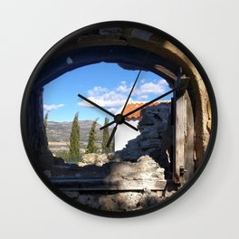 022 Wall Clock