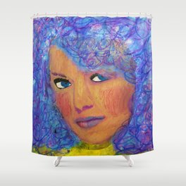 Rachel Shower Curtain
