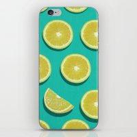 fruit iPhone & iPod Skins featuring fruit  by mark ashkenazi