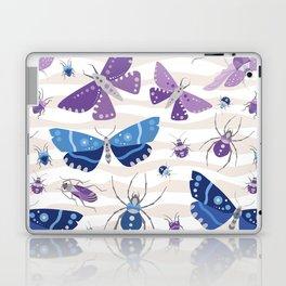 A Colorful Bug invasion Laptop & iPad Skin