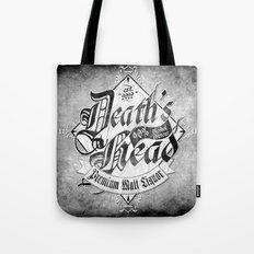 Death's Head Liquor Tote Bag