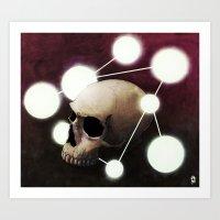 alchemy Art Prints featuring Alchemy by Fabrice Gagos