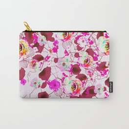 Floral 515 22 Carry-All Pouch