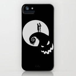 Nightmare Jack Skellington iPhone Case