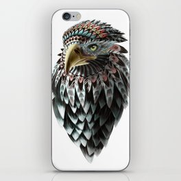 Fantasy Eagle Art iPhone Skin
