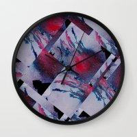 medusa Wall Clocks featuring Medusa by gasponce