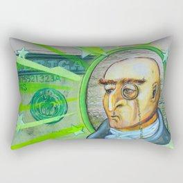 Austere Cavalier Complete Rectangular Pillow
