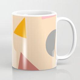 Minimum Minimalism With Brown Coffee Mug