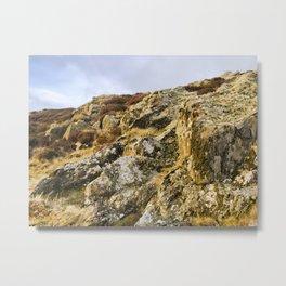 Welsh landscape Metal Print