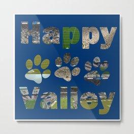 Happy Valley Nights Metal Print