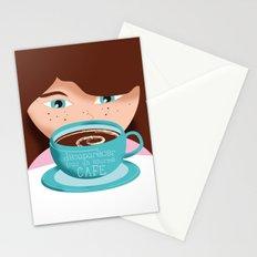 Deseos mañaneros Stationery Cards
