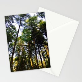 Closer To The Sky Photography Stationery Cards