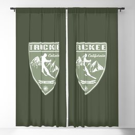 Truckee California Blackout Curtain