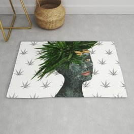 A Portrait of Mary Jane Rug