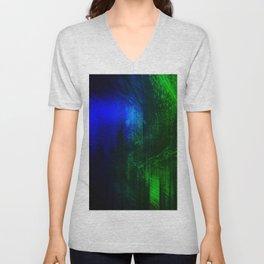 Supellex varia cogitare / Think colourful Unisex V-Neck
