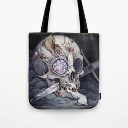 Treasure of the Devil's Bayou Tote Bag