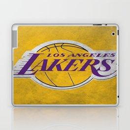 Los Angeles Laker Laptop & iPad Skin