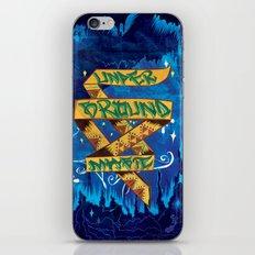 Underground Magic iPhone & iPod Skin