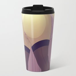 BBW Pin Up - Rosebud Travel Mug