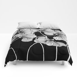 Flowers for Japan Comforters
