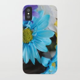 Gerbera daisy Flowers  iPhone Case