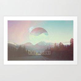 Numinous Art Print