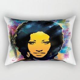 Celia Cruz Rectangular Pillow