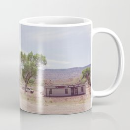 Truck and Helicopters Coffee Mug