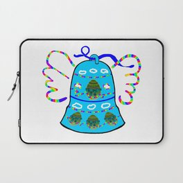 Winged Bell Laptop Sleeve