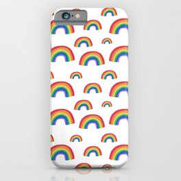Rainbows iPhone Case