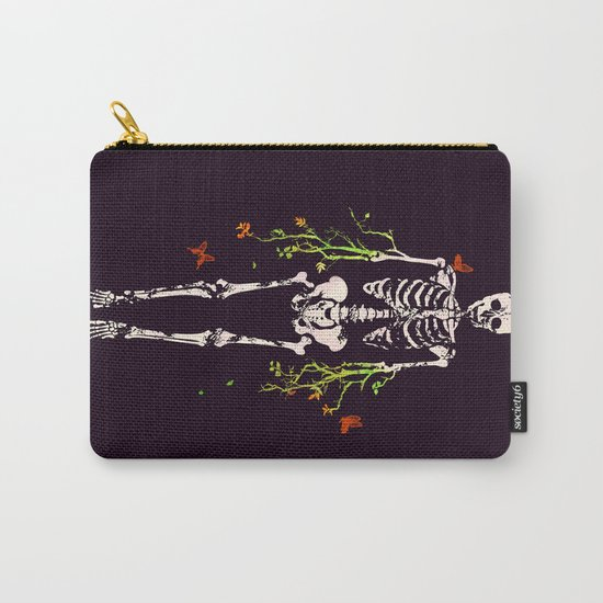 Dead is dead Carry-All Pouch